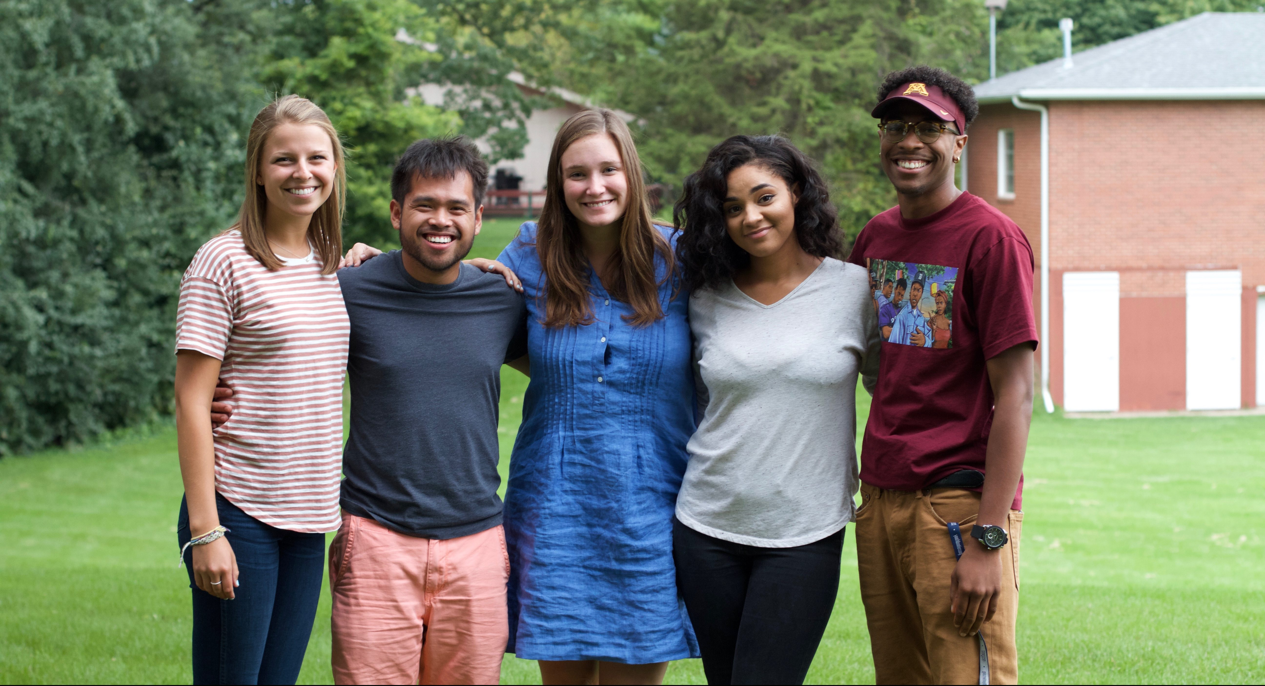 Youth Frontiers' 2017 YCorps